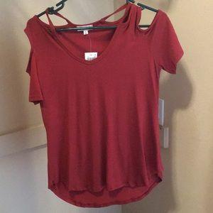 Ultra flirt junior shirt from Macy's